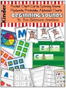 Beginning Sounds Printable Bundle