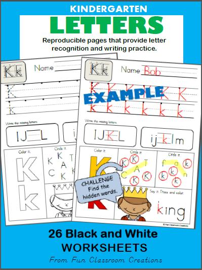 Alphabet Letter Formation Worksheets