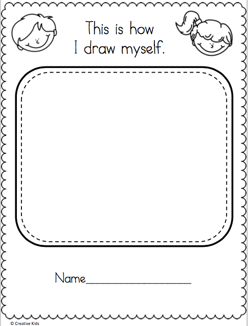 First Week Of School Worksheets - Madebyteachers