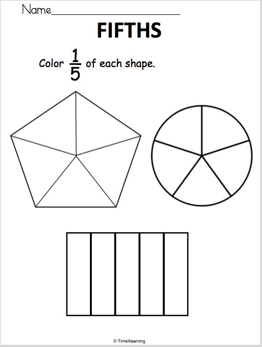 Fraction Circle Black Lines/Clip Art | Fraction circles, Clip art, Fractions