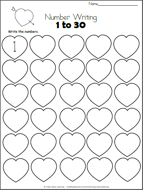 It's just an image of Free Printable Numbers 1-30 with card 120