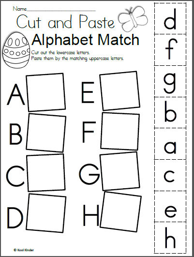 Witty image inside abc printable worksheet