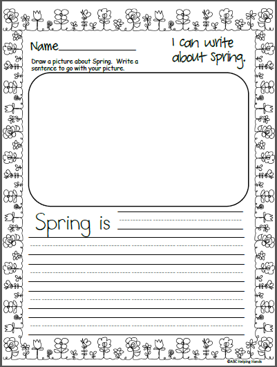 Primary Writing Templates Archives Madebyteachers