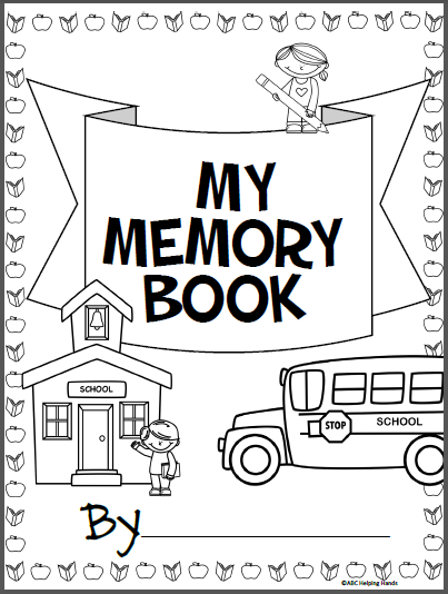 photo relating to Printable Autograph Book for Students identified as Spring Archives - Madebyteachers