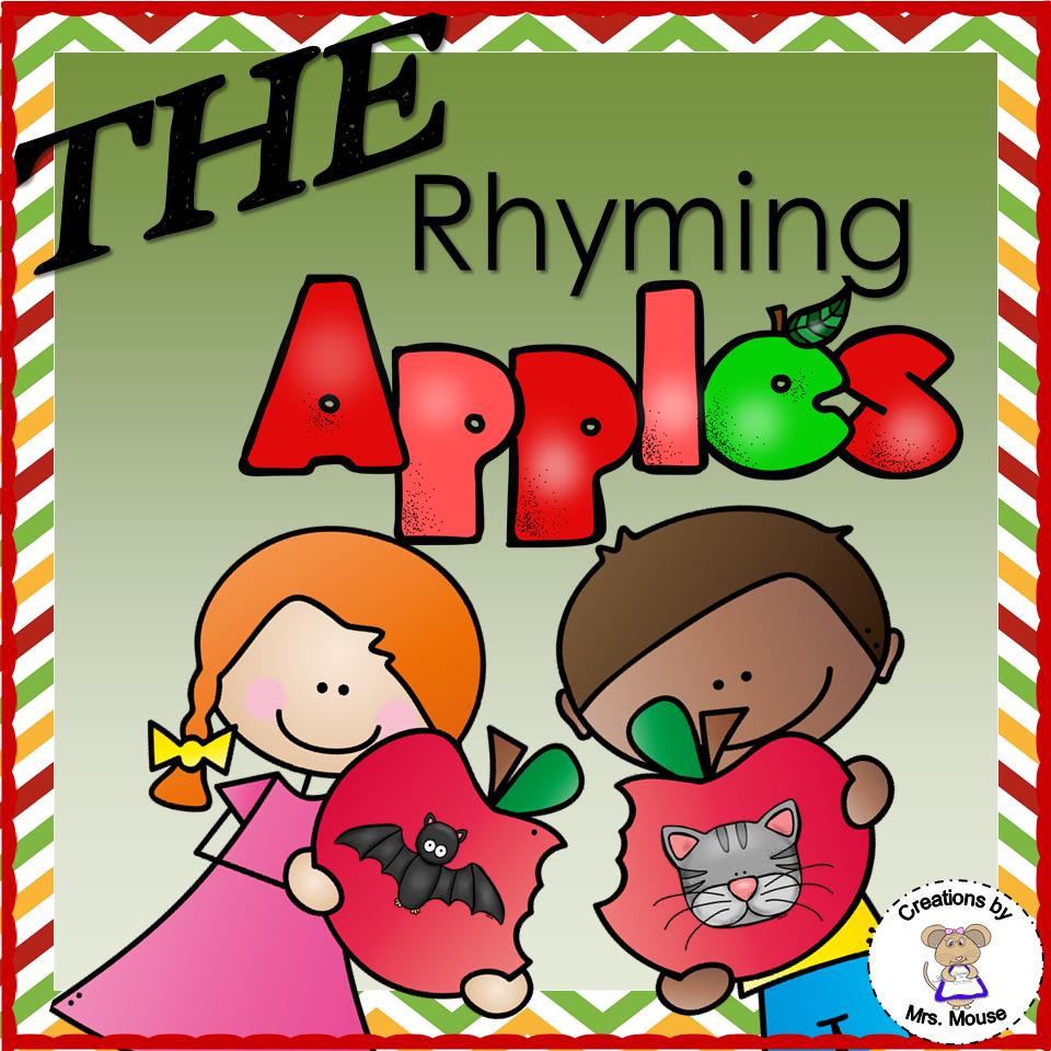Rhyming Apples