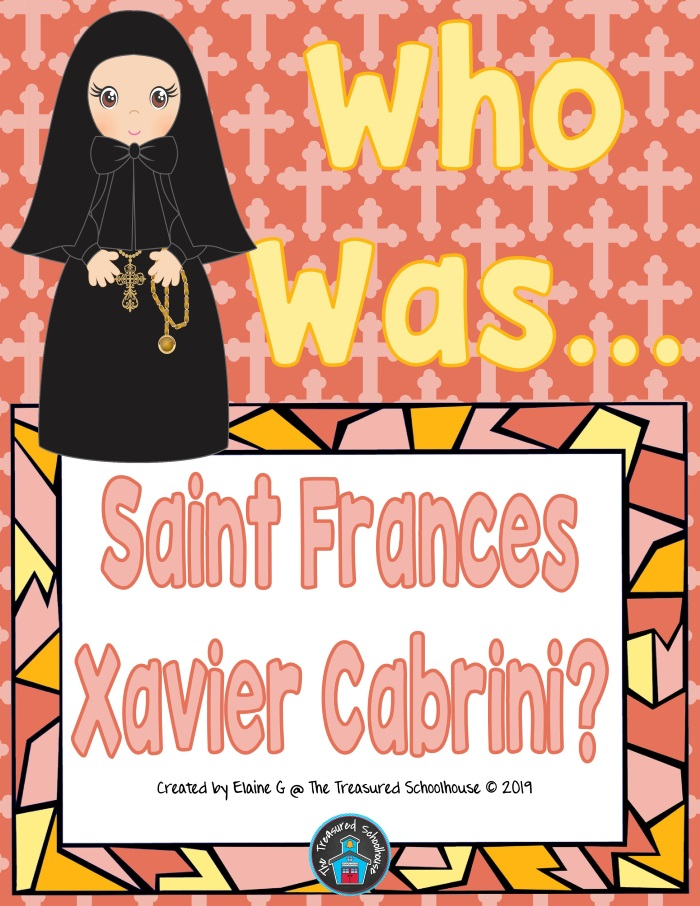 St. Frances Xavier Cabrini Pack