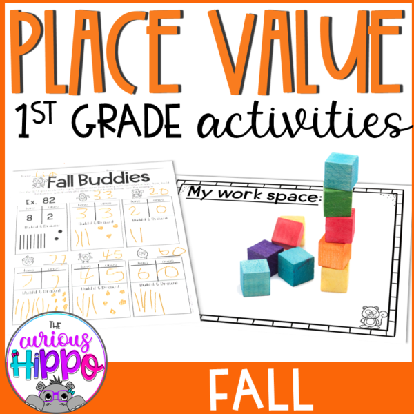 Place Value Activities - Fall