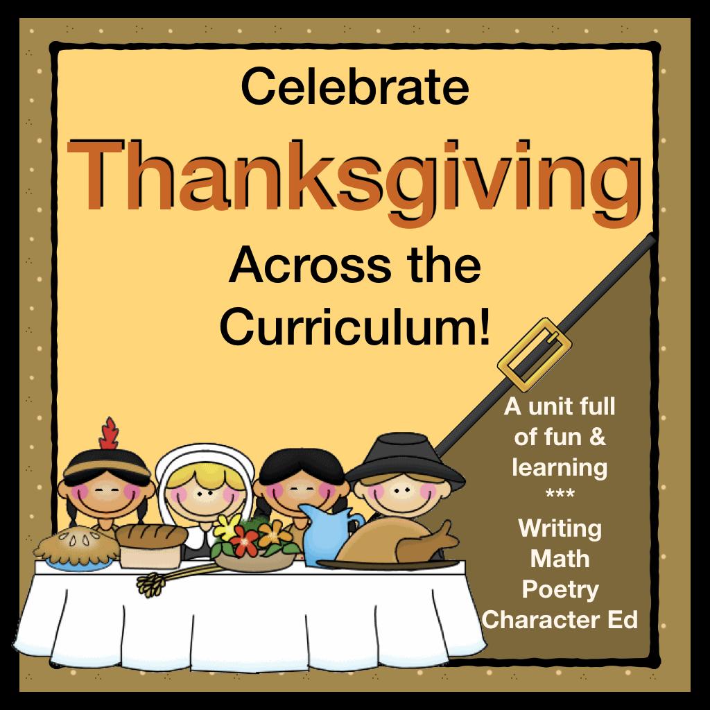 Thanksgiving: Teaching Across the Curriculum