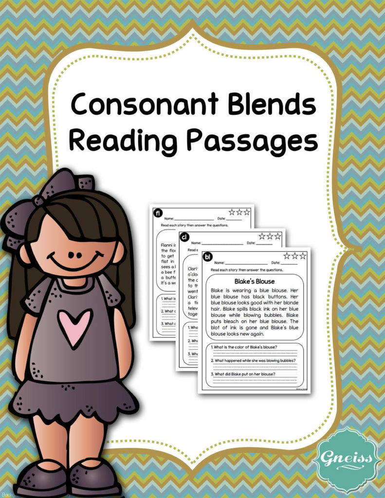 consonantblendsreadingcomprehensionpages-1-791x1024 Blends Worksheets For First Grade Free on christmas math, spelling words, sight words, bar graphs for, subtraction printable math, teacher printable,