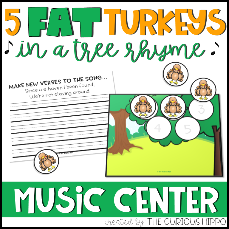 Five Fat Turkeys