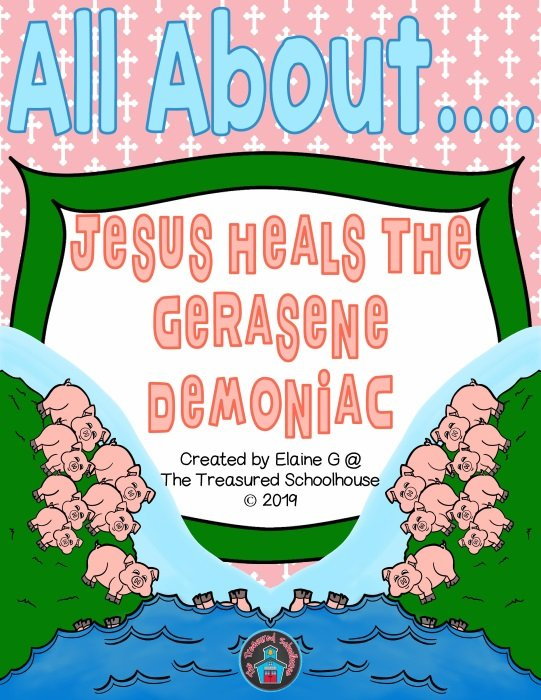 All About Jesus Heals the Demon-Possessed Man