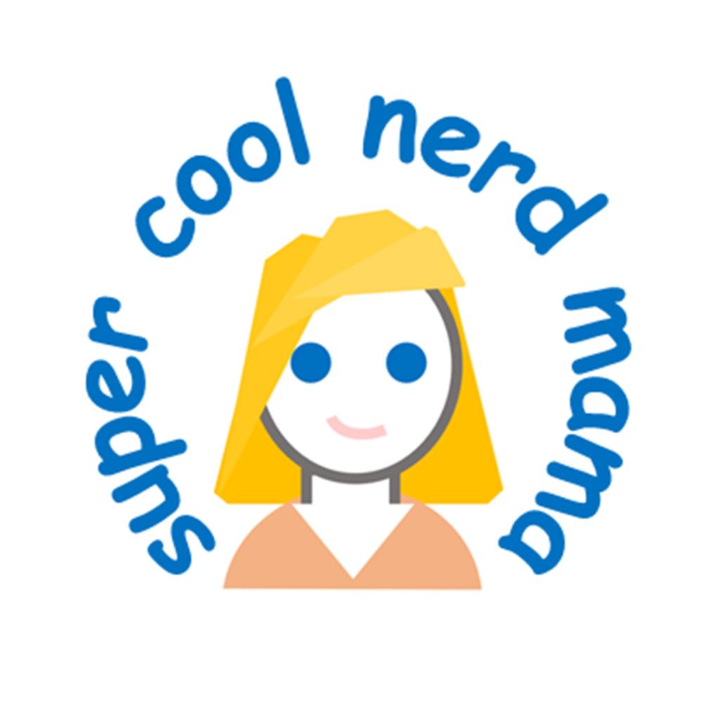 super cool nerd mama