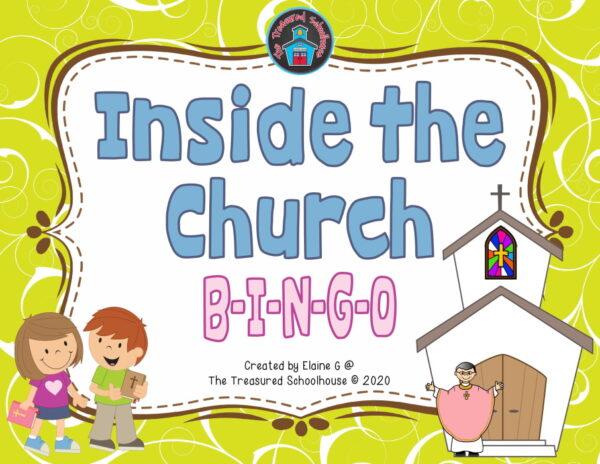 Inside the Church Bingo Game