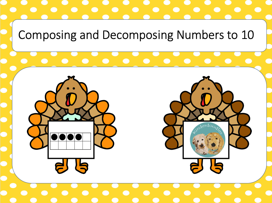 Compose and Decompose to 10