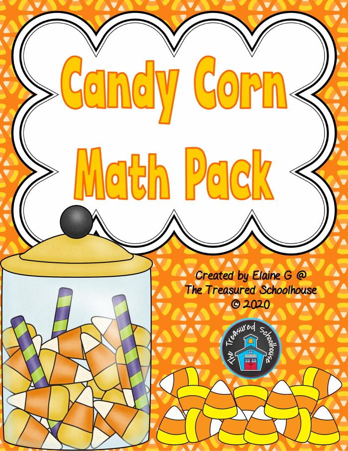 Candy Corn Math Pack