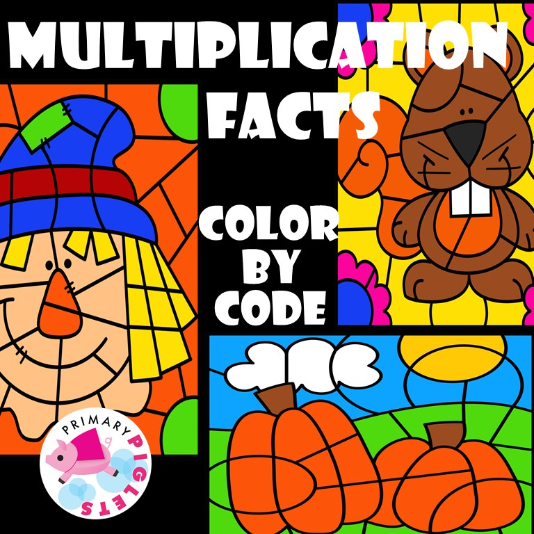 Fall Color by Code Multiplication