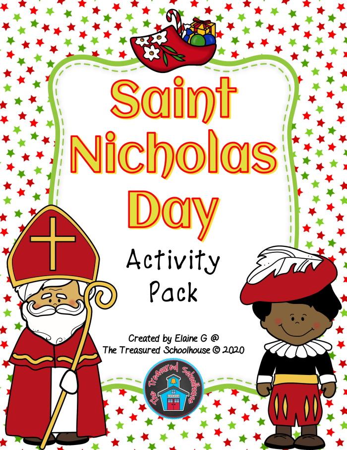 St. Nicholas Day Activity Pack