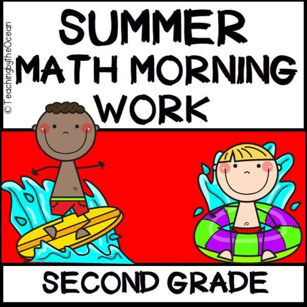 Summer Math Printable Worksheets