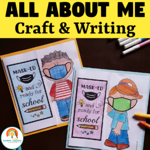All About Me Printable Craft
