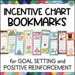 Reading Incentive Bookmarks Printable