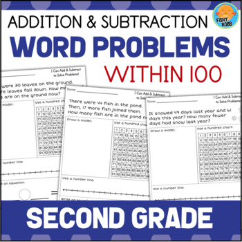 Second Grade Math Printable Worksheets