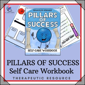 Printable Self Care Worksheets for Teenagers