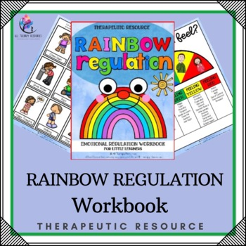 Therapy Self Regulation Workbook