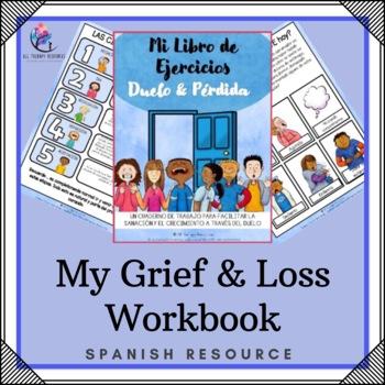 My Grief Loss Workbook Printable