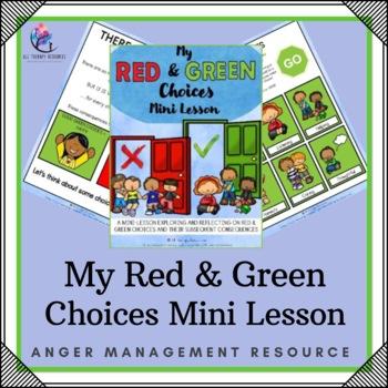 Behavior Management Printable Mini Lessons