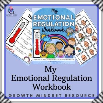 Emotional Regulation Printable Workbook