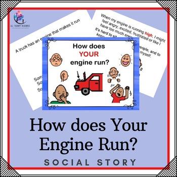 Autism Printable Social Workbook Story