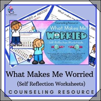 Anxiety Worksheets Printable