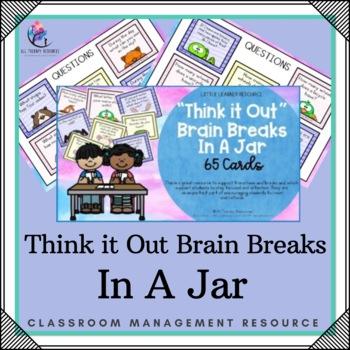 Brain Breaks Printable Activities