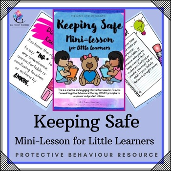 Child Safety Printable Lessons