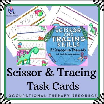 Scissors and Tracing Printable Worksheets