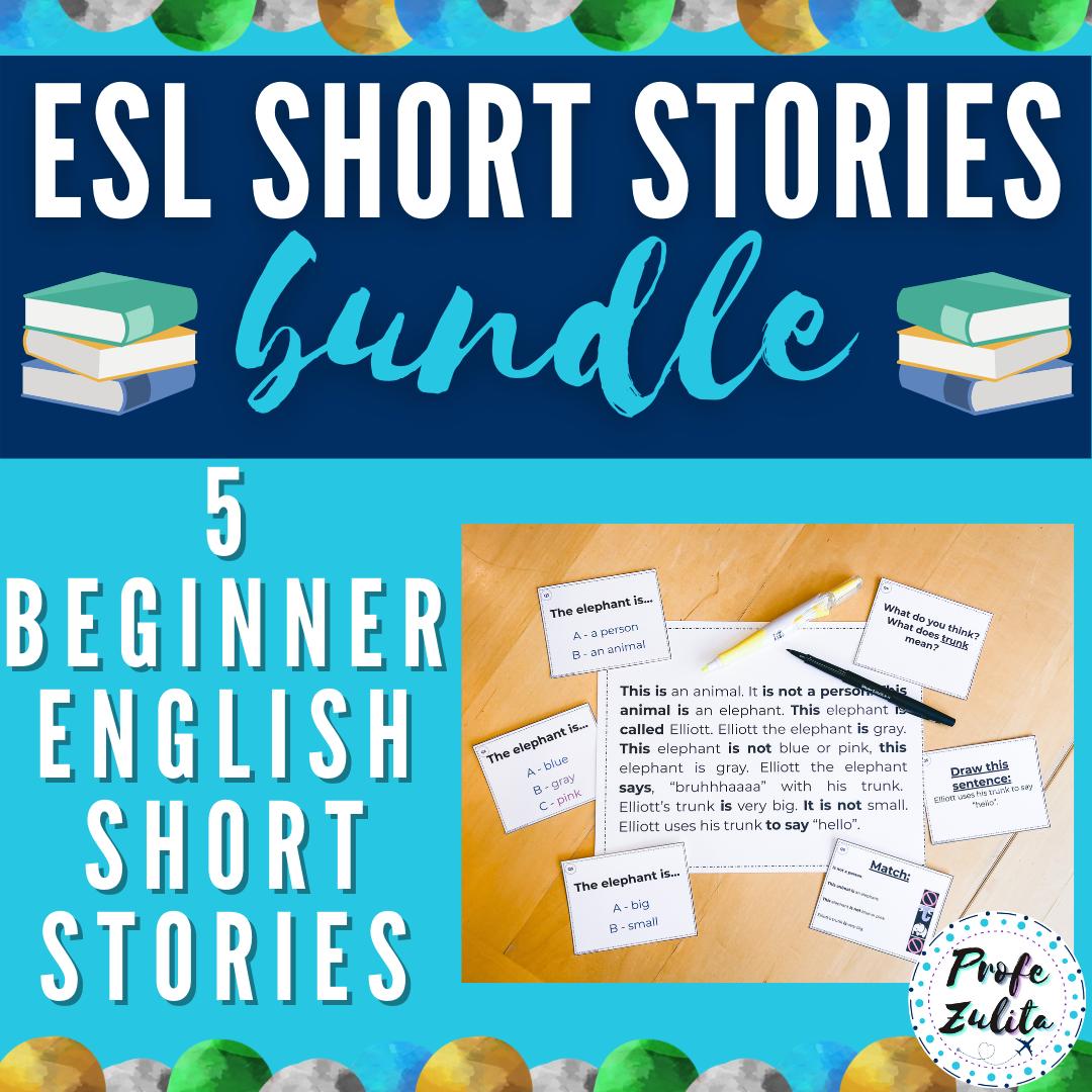 Printable ESL Short Stories