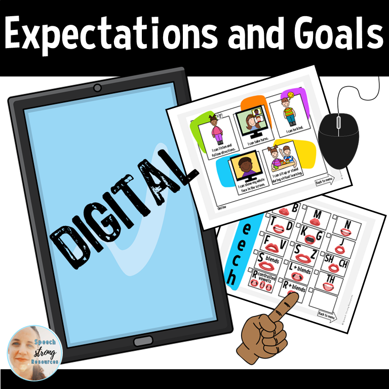 Speech Therapy Expectations and Goals