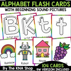 Printable PDF Alphabet Tracing