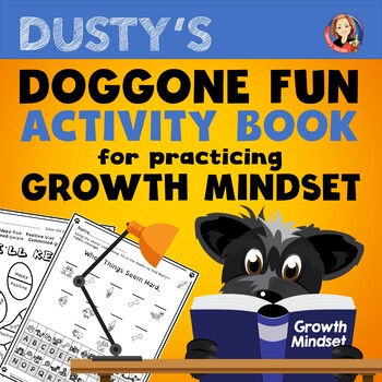 Printable PDF Activity Book for Growth Mindset