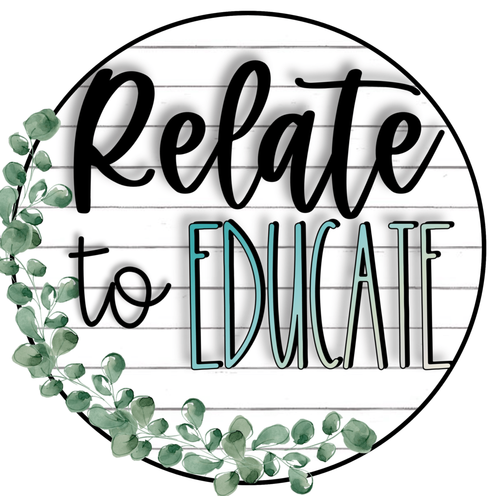 Relate to Educate