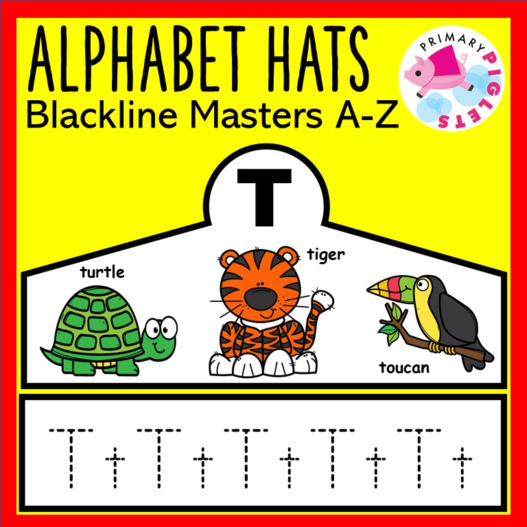 Learning The Alphabet Printable Worksheets and Activities