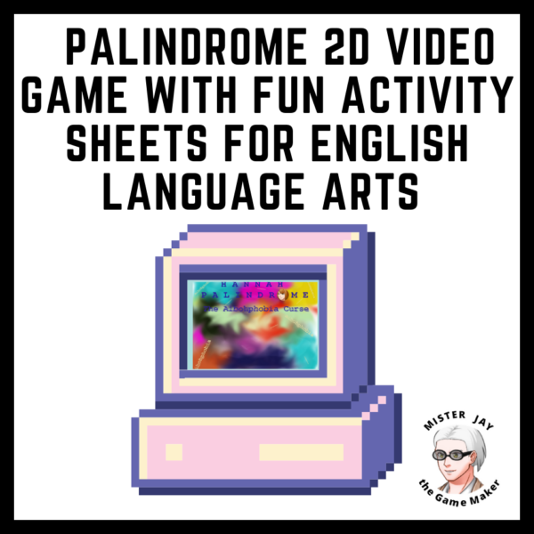 Palindrome Worksheets and game