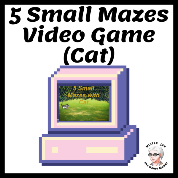 Small Mazes Video Game