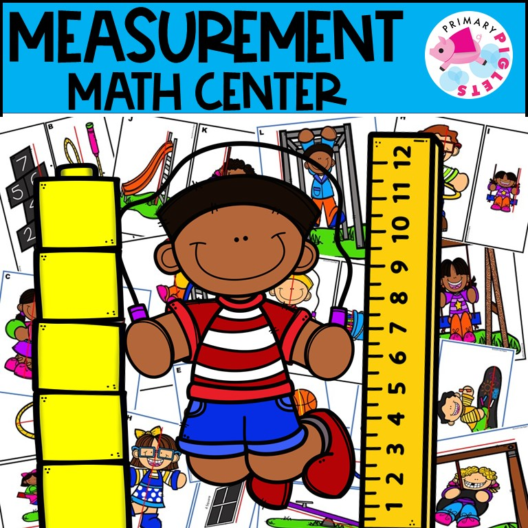 Math Center for Measurement Printable Activities