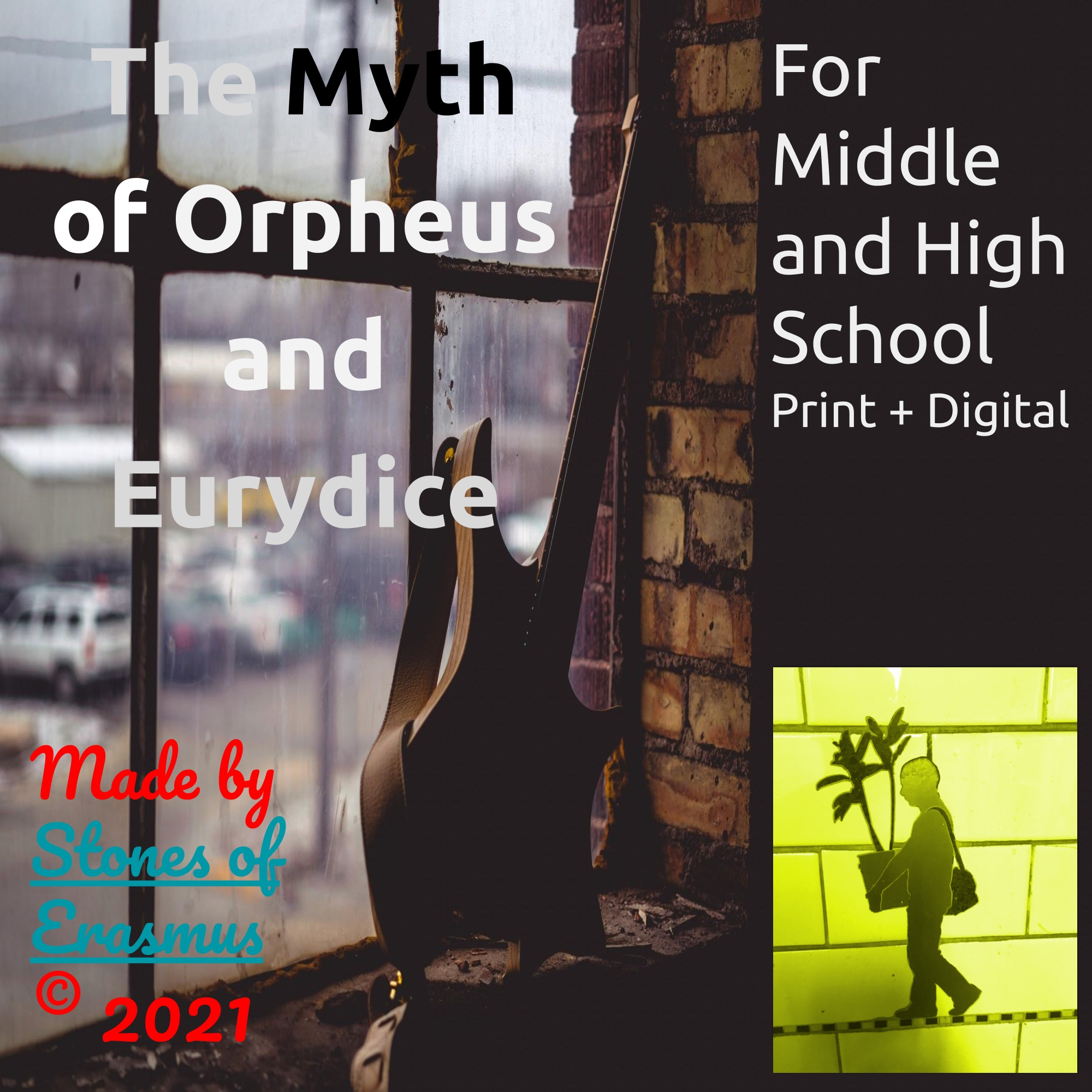 Orpheus and Eurydice Classroom Lessons