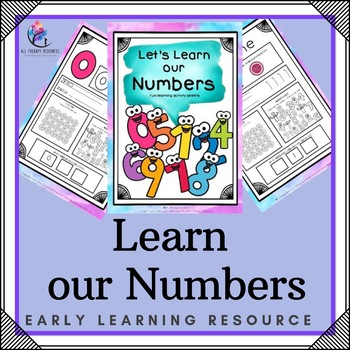 Learning Numbers 0-20 - Number Recognition
