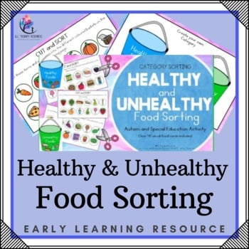 Healthy and Unhealthy Food Choices