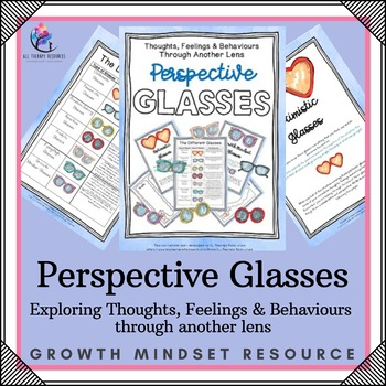 Perspective Glasses - Thoughts, Feelings Behaviors