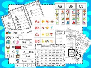 Preschool Phonics Curriculum Download Preschool-K