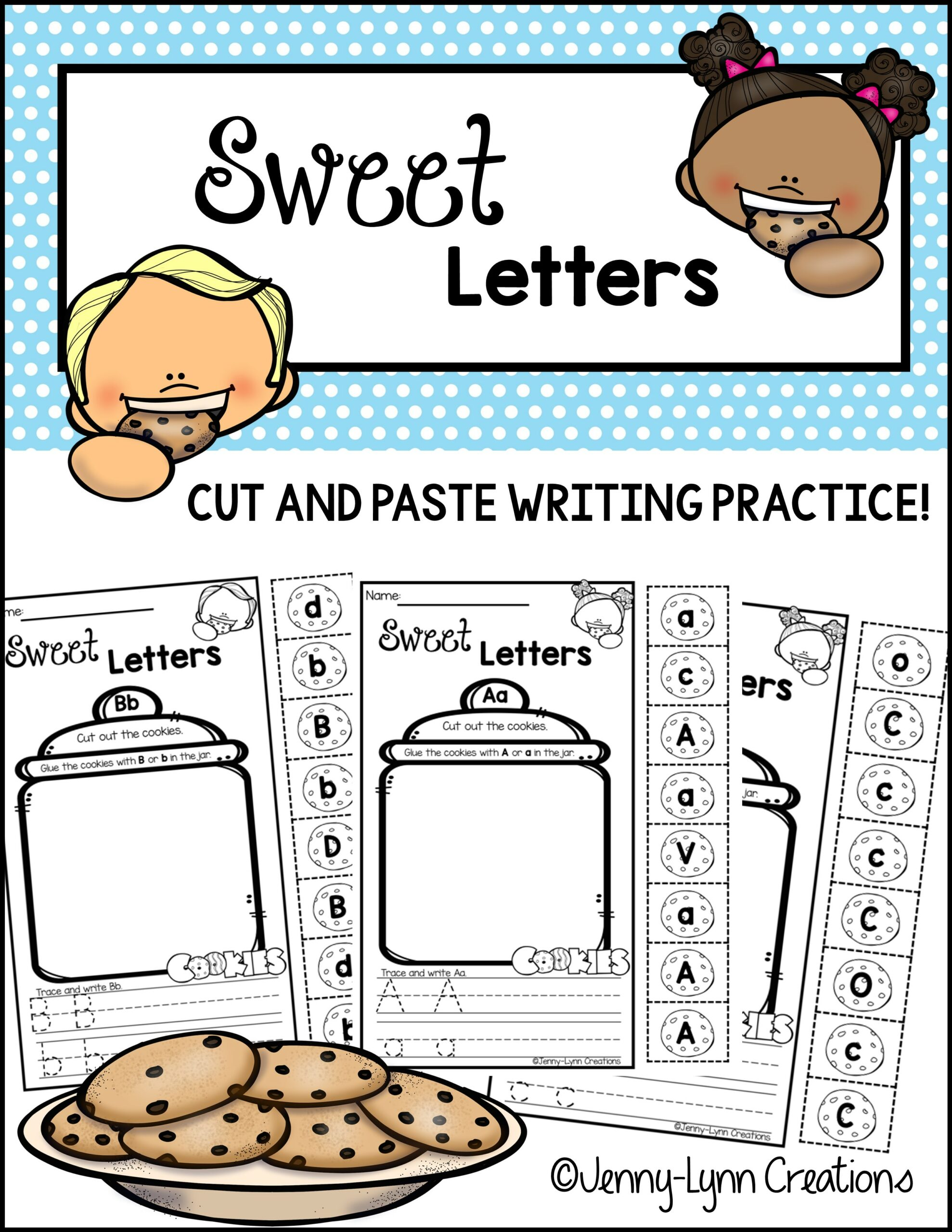 Downloadable Letter Teaching Resources